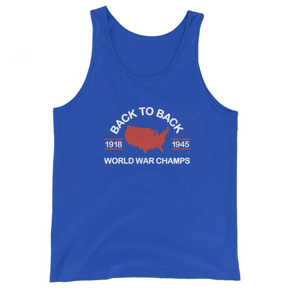 Rowdy Gentleman XS World War Champs Tank
