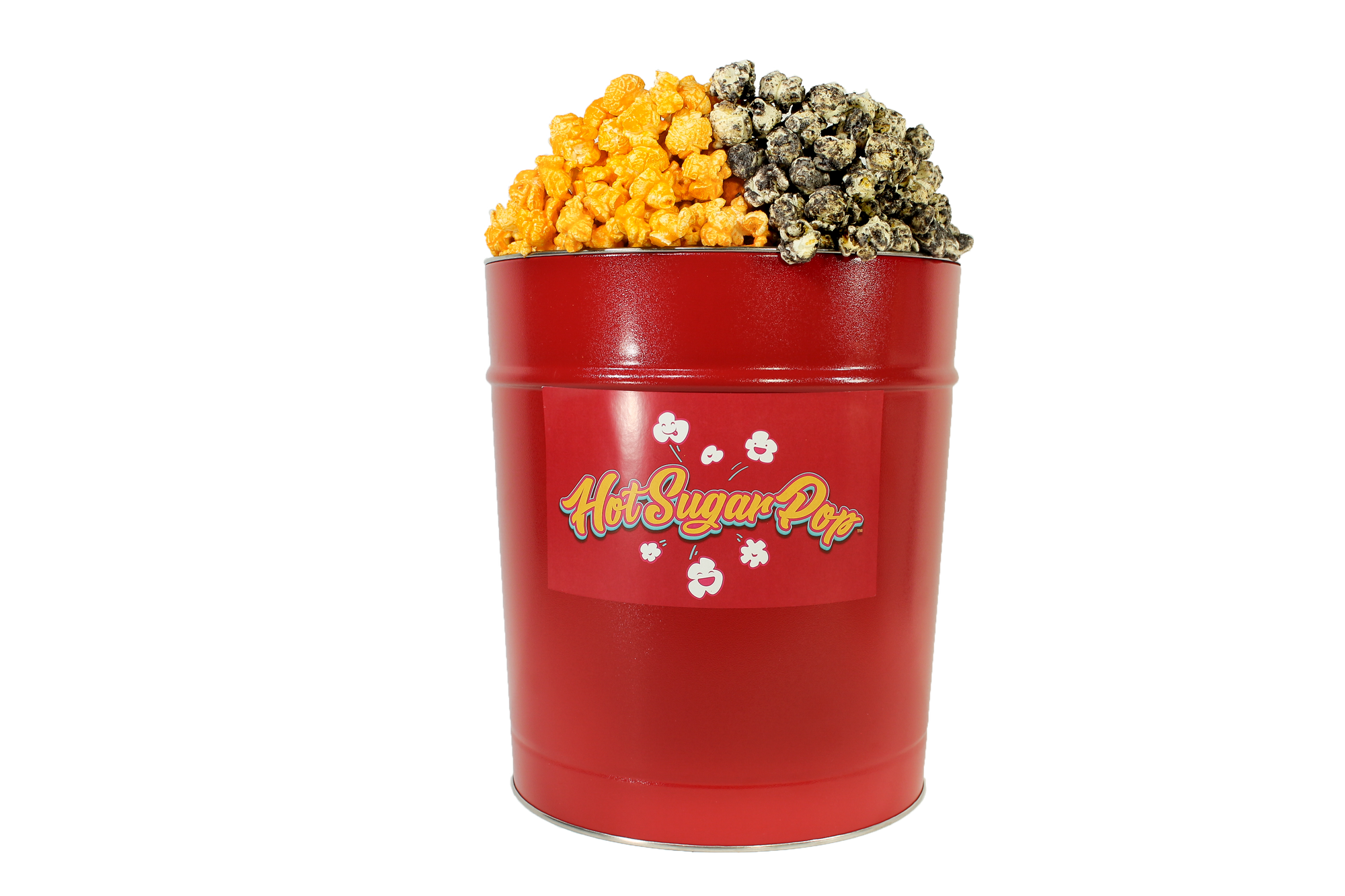 3.5 Gallon HotSugarPop Tin