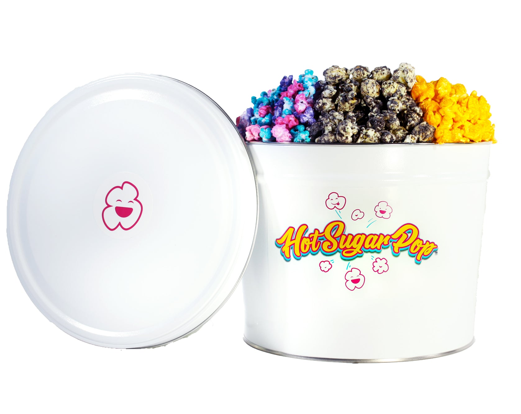 2 Gallon HotSugarPop Tin