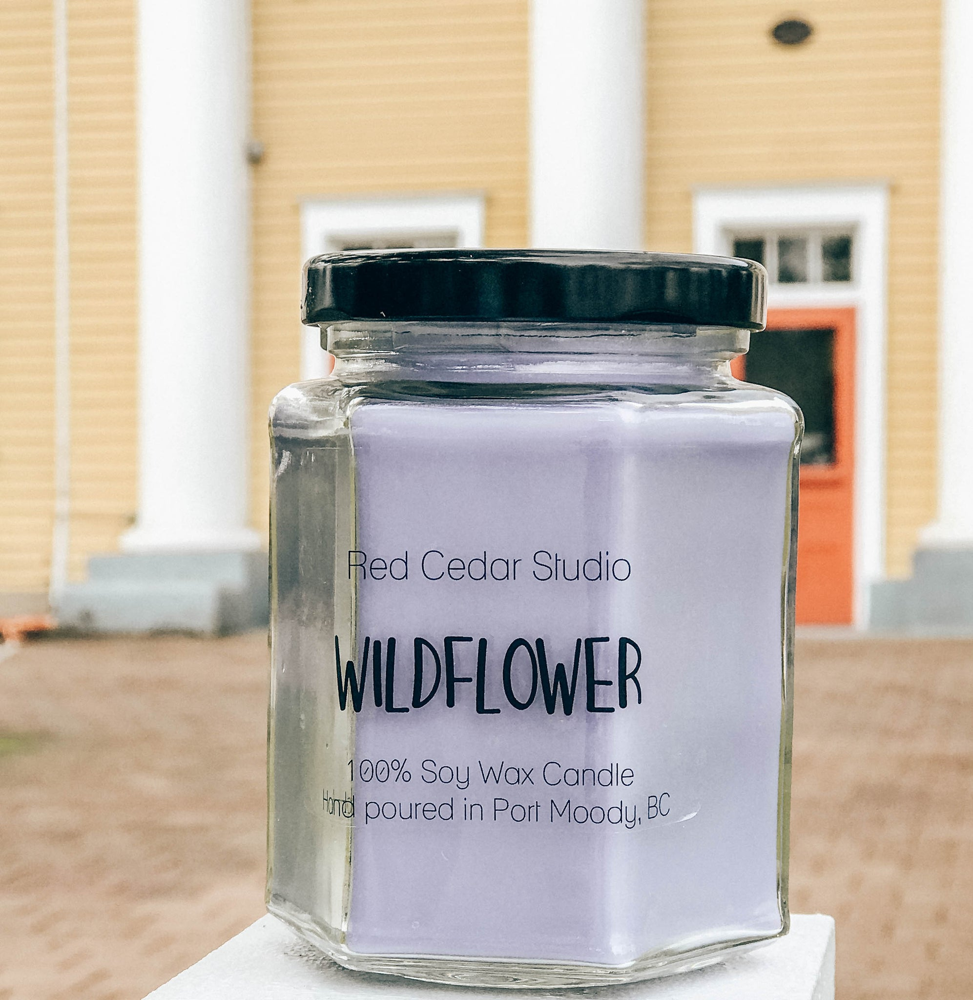 Wildflower Candle