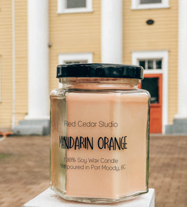 Mandarin Orange Candle