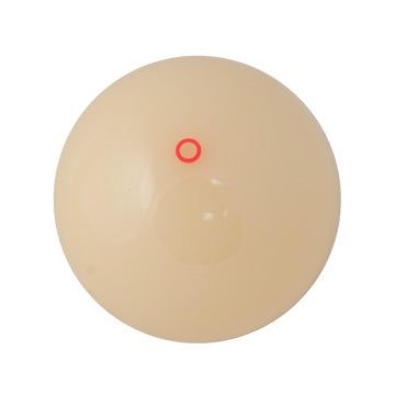 Aramith Red Circle Cueball