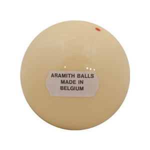 Aramith Red Dot Cueball