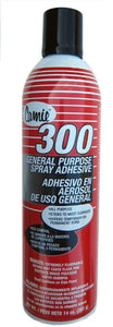 Camie® 300 General Purpose Spray Adhesive
