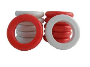Bumper Pool Jumbo Ring Set