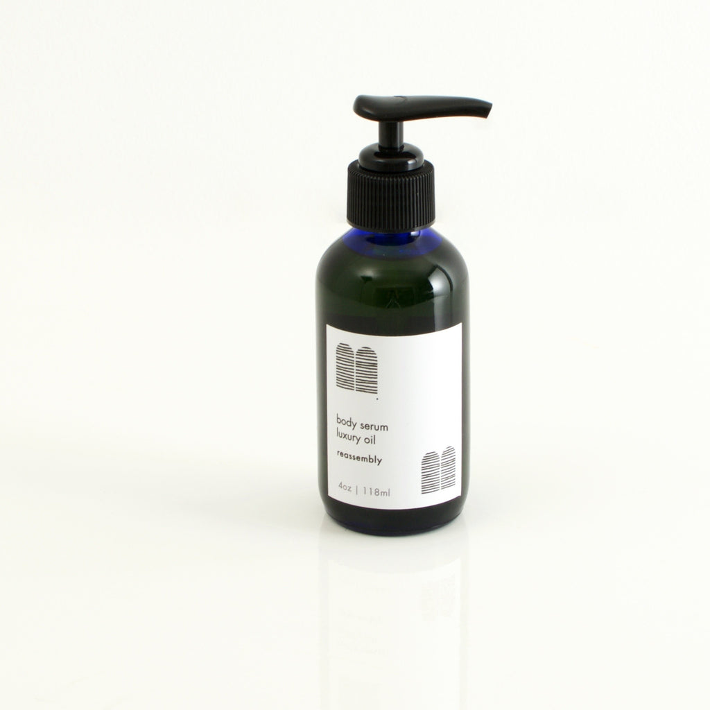 body serum luxury oil