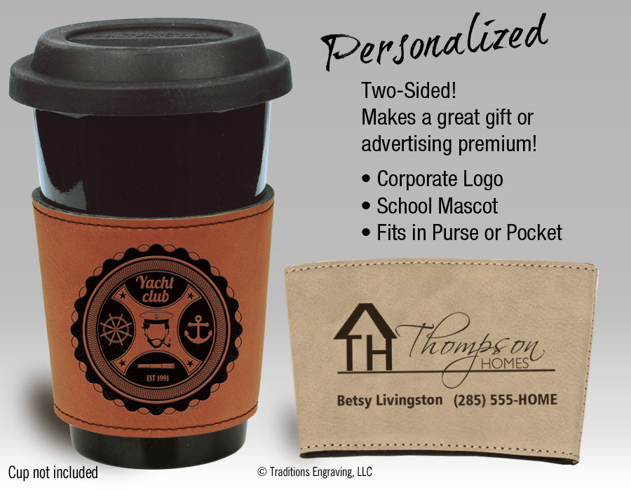 Personalized Drink Sleeve