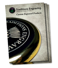 Traditions Engraving Custom Products