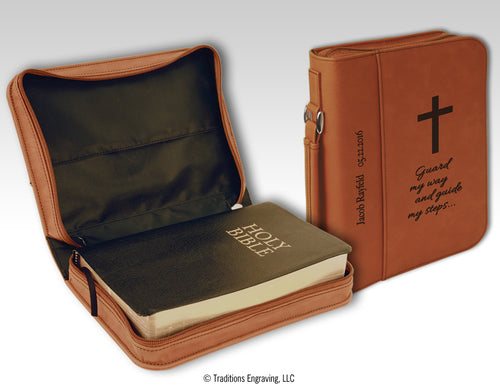 Leatherette Bible Case