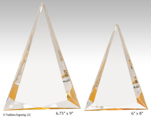 Spearpoint Acrylic Collection