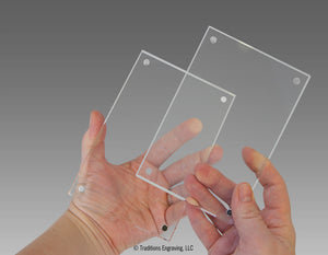 Clear Magnetic Acrylic