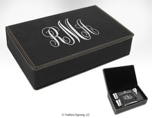 Load image into Gallery viewer, Attendant Gift - Flask Gift Box Set