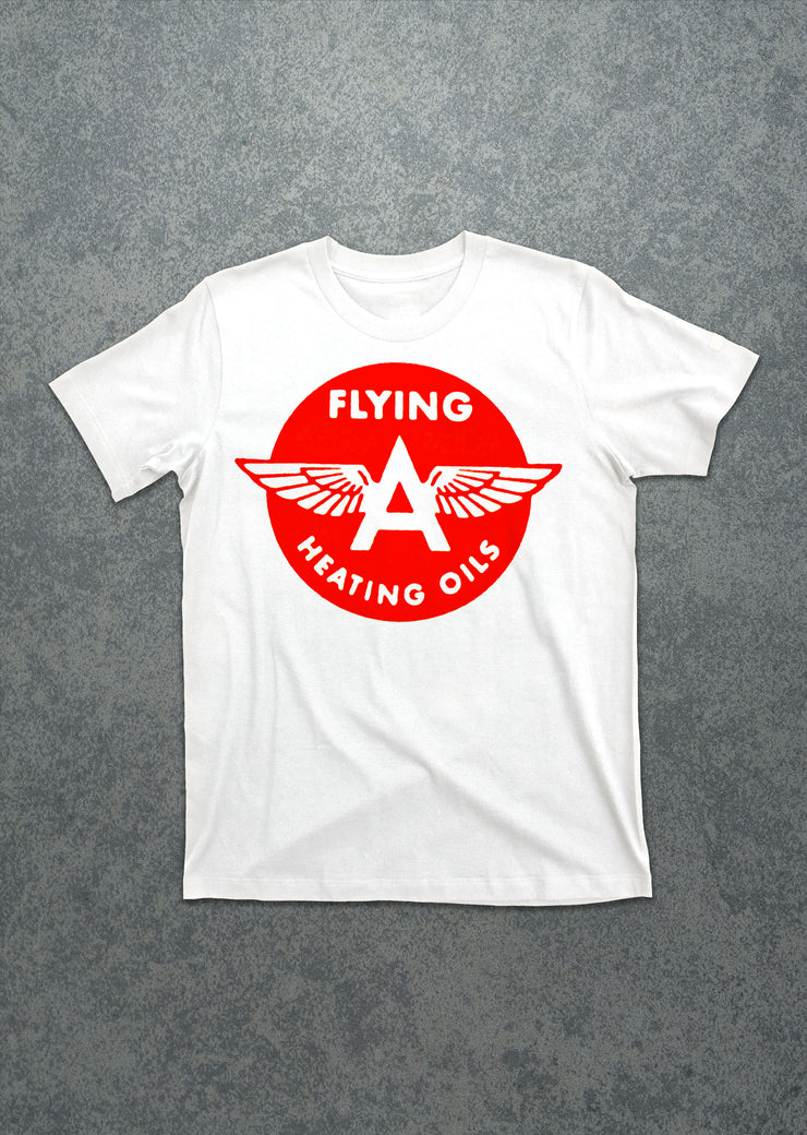 Flying A Large Logo Tee