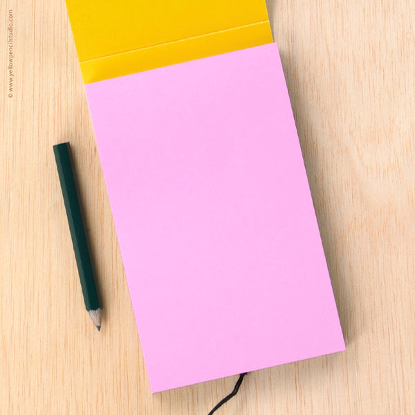 Alligator Notepad - Yellow Pencil Studio
