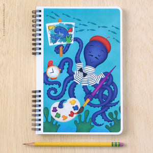 Octopus Weekly Planner - Yellow Pencil Studio