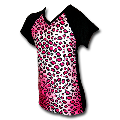Cheetah Youth Girls Soccer Jersey by Breakaway Fashions
