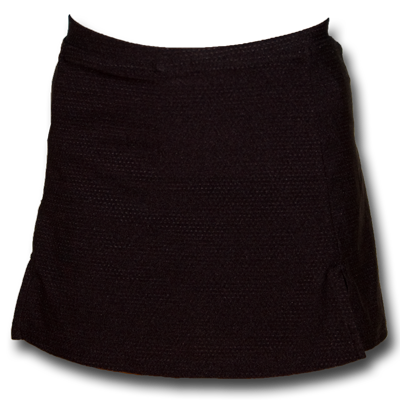 Girls Soccer Skort - Black