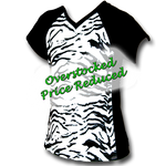 Zebra Girls Sport Uniform Jersey