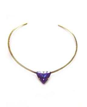 Minimal Collar Necklace-Pretty Little Thing
