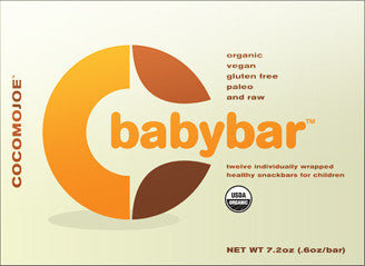babybar-Cocomo Joe's teething bar for babies
