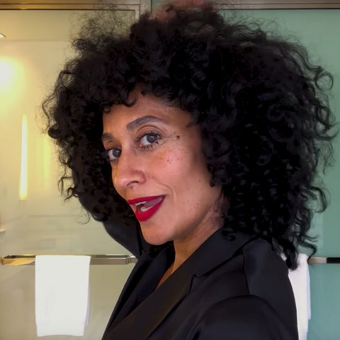 How Tracee Gets Her Fab, Everyday Look