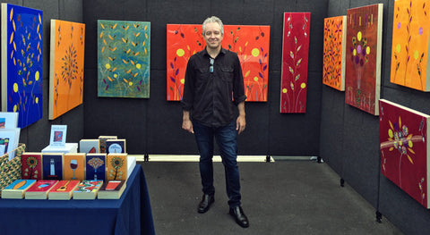 John Kraft and Artwork