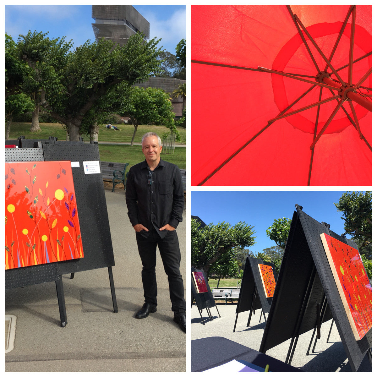 John Kraft and Red Umbrellas Artists