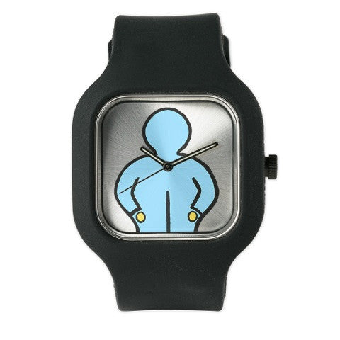 John Kraft Watch (Black)
