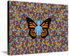 The Butterfly Effect by John Kraft (ready to hang canvas)