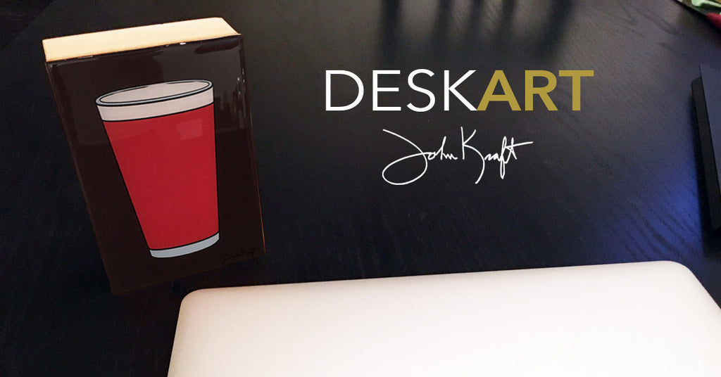 Beer DESKART by John Kraft