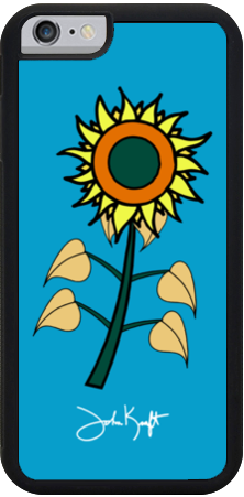Sunflower iPhone 6 Case