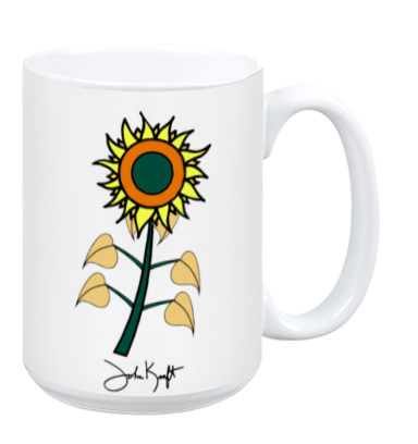 Signature Sunflower Mug