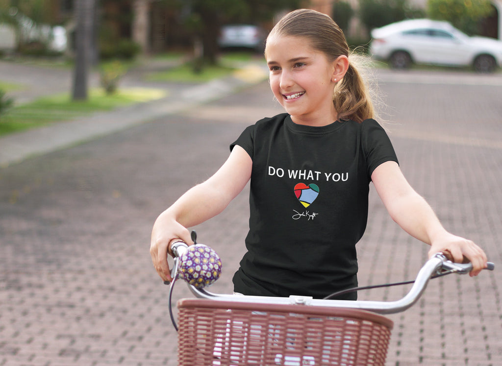 Kid's Do What You Love T-Shirt