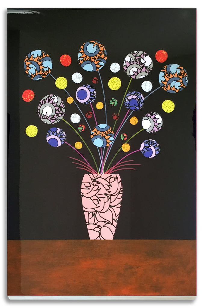 Life is a Flower by Artist John Kraft