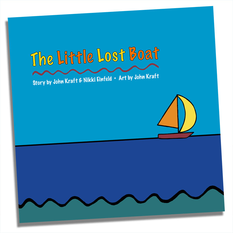 The Little Lost Boat (Signed Edition)