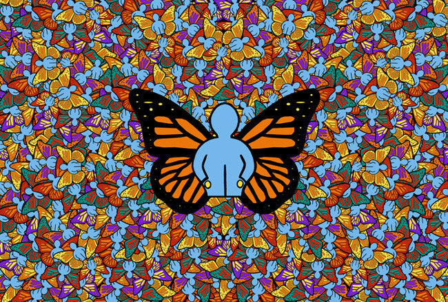The Butterfly Effect by John Kraft