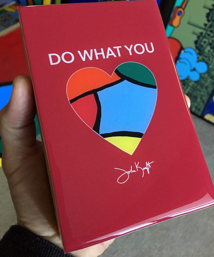 Do What You Love (Red)