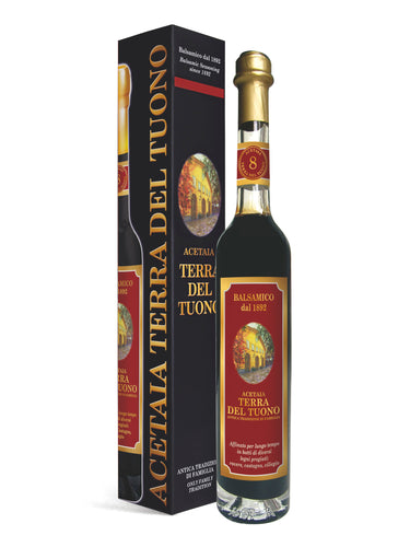 Aged Balsamic Vinegar from Modena 8 Years, 100 ml