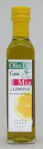 Olio al Limone (Lemon Infused Oil), 250 ml