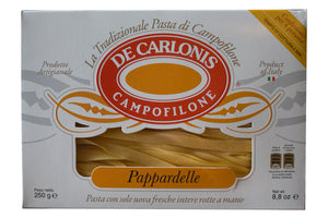Dry Egg Pasta Pappardelle, 250 g