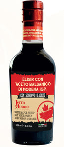 Maple Infused Balsamic Vinegar from Modena, 250 ml