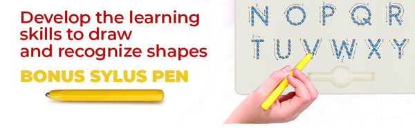 Magnetic Stylus Pen For Learning Toddlers