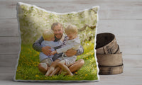 Personalized Custom Precise Printing on Cushion Cover