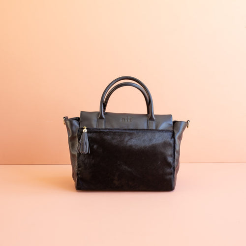 Pre-Order | The Stella Tote - All Black