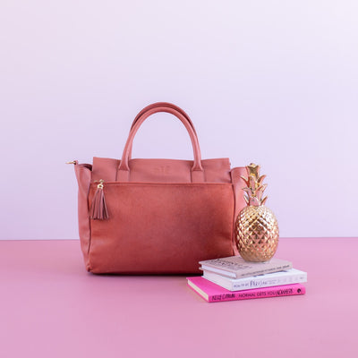 The Stella Tote - Rouge [Limited Edition]