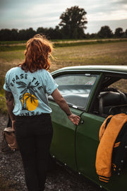 'Chase The Sunset' T-Shirt