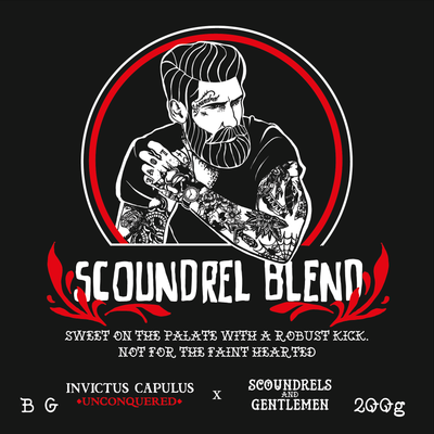 Scoundrels Blend Coffee