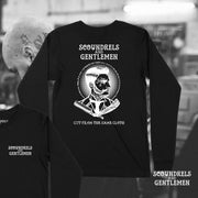 'Scoundrel and Gentleman' Long Sleeve Tee
