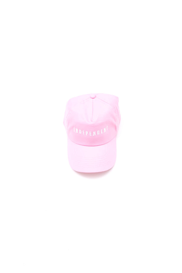 Cappellino rosa - Independent_wear