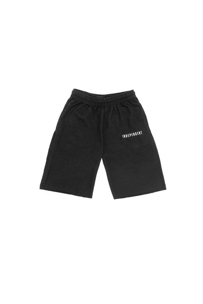 Pantaloncino corto nero - Independent_wear